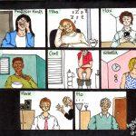 Was machen Teilnehmer während virtueller Sitzungen?